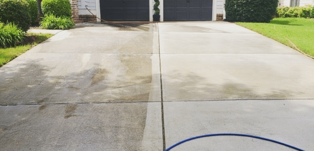 What Is The Contrast Concerning Power Washing and Pressure Washing?